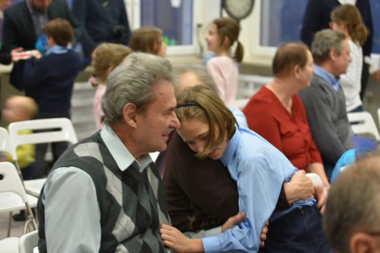Dzień Babci i Dziadka w Szkole Podstawowej Heliantus