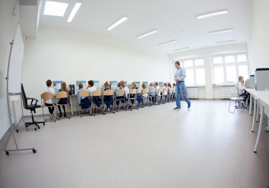 Szkoła Heliantus - Pracownia komputerowa, Informatyka