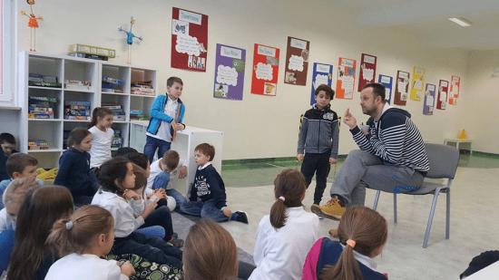 Bezpieczeństwo w czasie ferii - Szkoła Heliantus